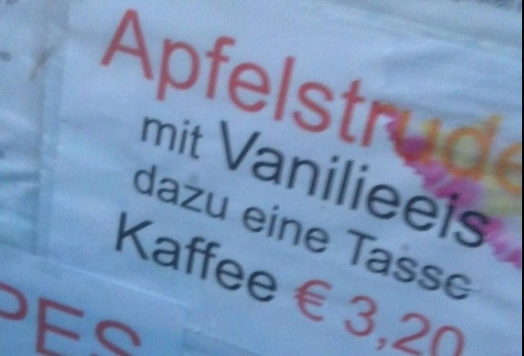 Vanille Eis in Zinnowitz