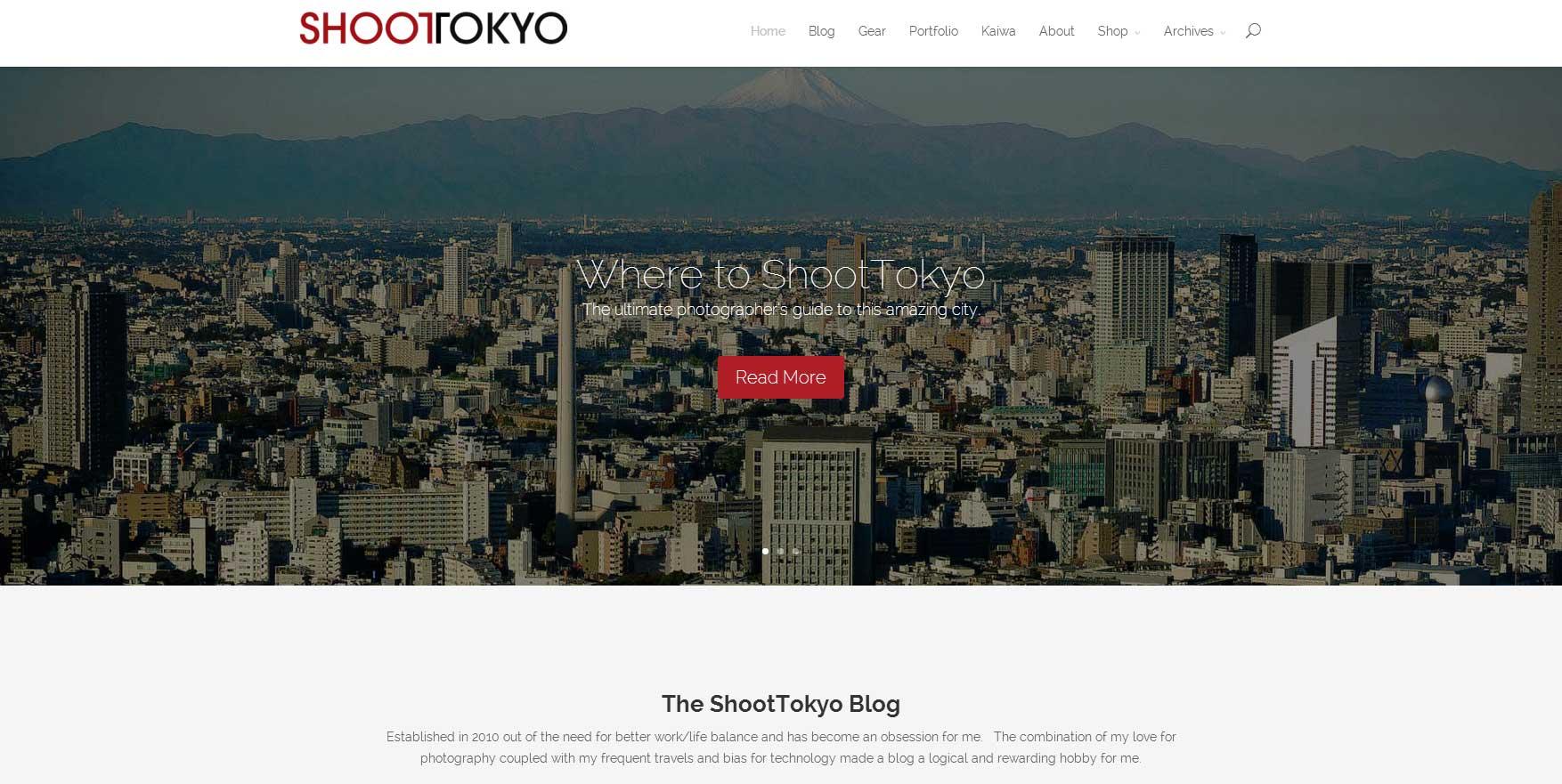 Blog Tipp – Shoottokyo
