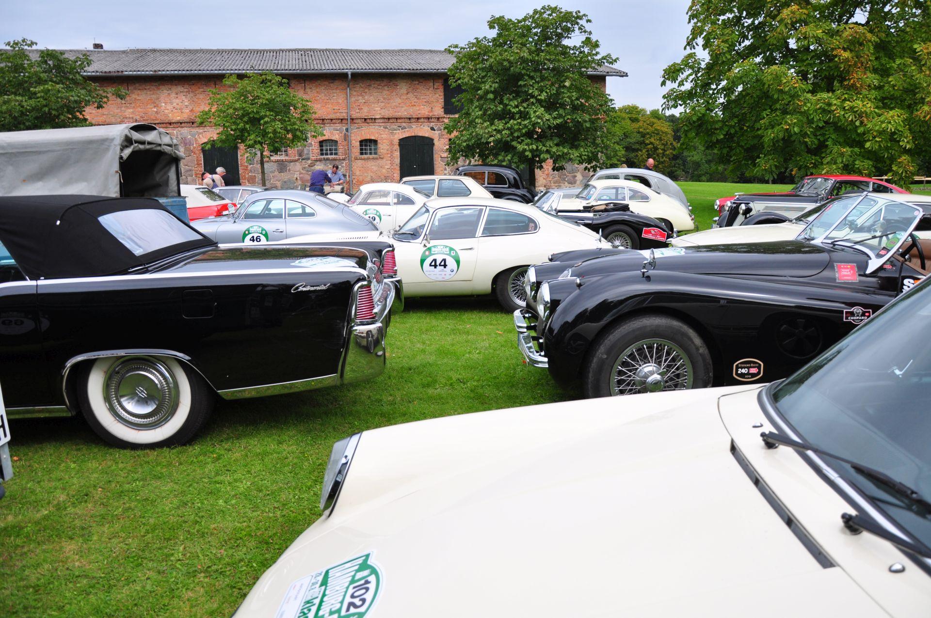 AutoBild Klassik Oldtimer Rallye 2014