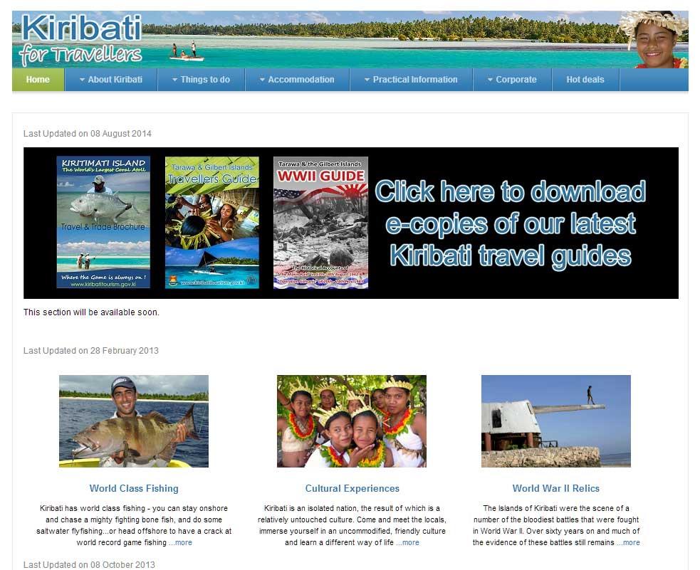 Bildquelle: Screenshot http://www.kiribatitourism.gov.ki/