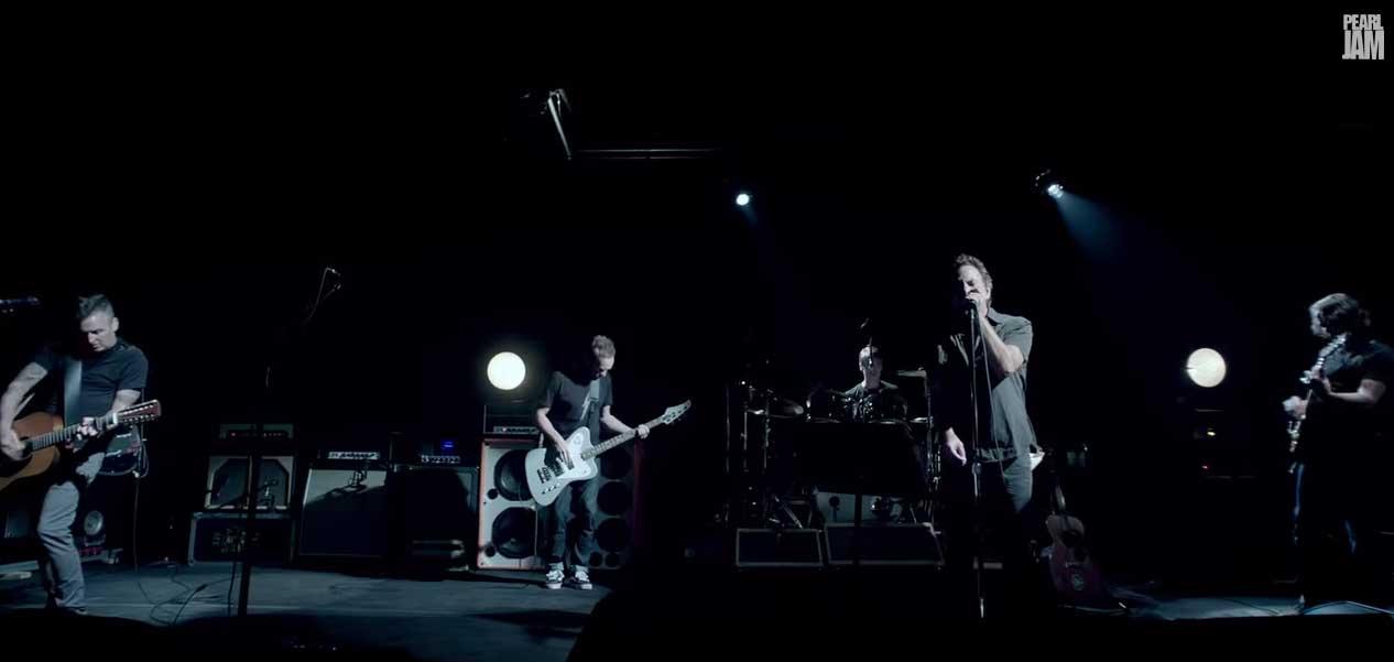 Gute Bands dürfen altern… Pearl Jam – Sirens