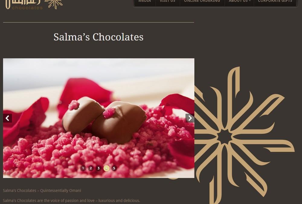Salma's Chocolates – Süßes aus dem Oman