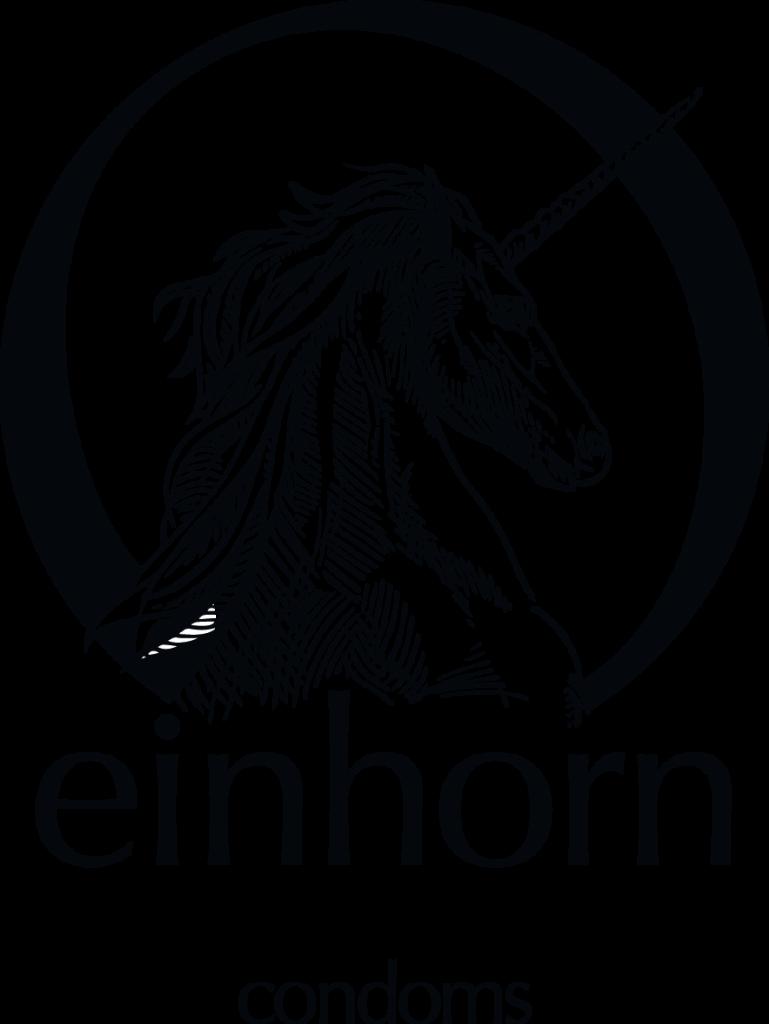 Einhorn Kondome Logo