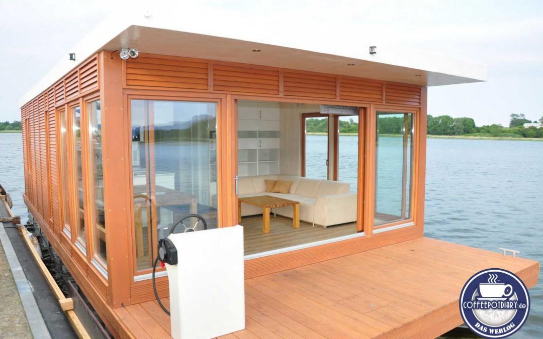 Neu in Wolgast – Hausboote und Hausbootwerft