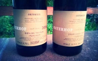 2014er Chardonnay von Felix Mayer-Themel – Mayerhof