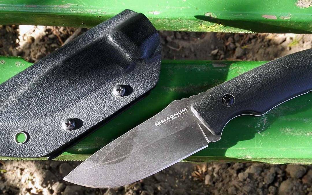 Böker Magnum ADC – All Day Carry –  Messer – Jagdmesser Arbeitsmesser Fahrtenmesser