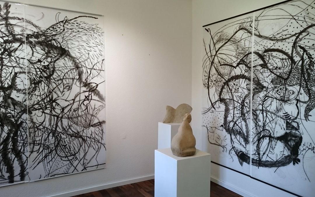 Peter Hecht – Zeichnungen und Skulpturen im TILL RICHTER MUSEUM