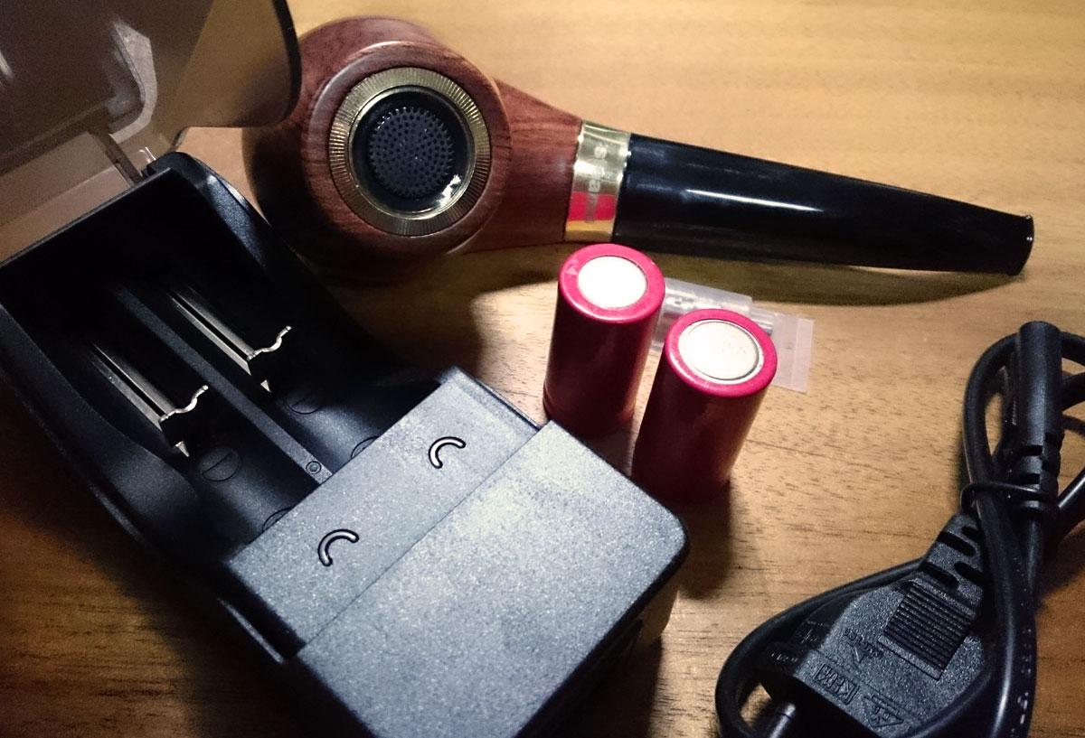 steamo ePipe - E Zigarette E-Pfeife