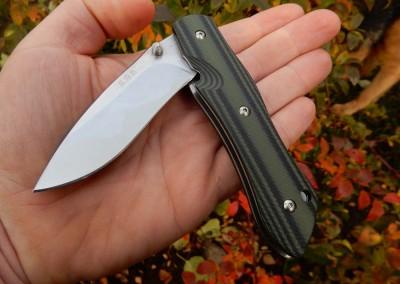 sanrenmu m1 edc messer knife klappmesser