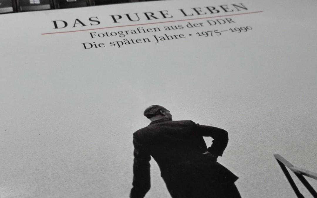 DDR in schwarz/weiß – Bilder aus 15 Jahren