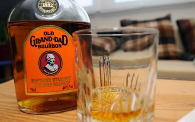 Old Grand Dad – Kentucky Straight Bourbon – Old School
