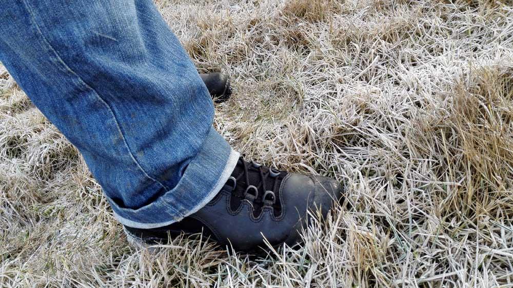 HAIX Scout Black Stiefel Ausrüstung Outdoor