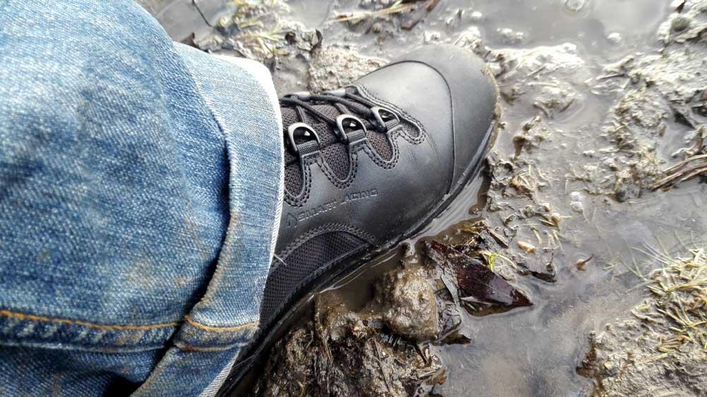 HAIX Scout Black Stiefel Ausrüstung