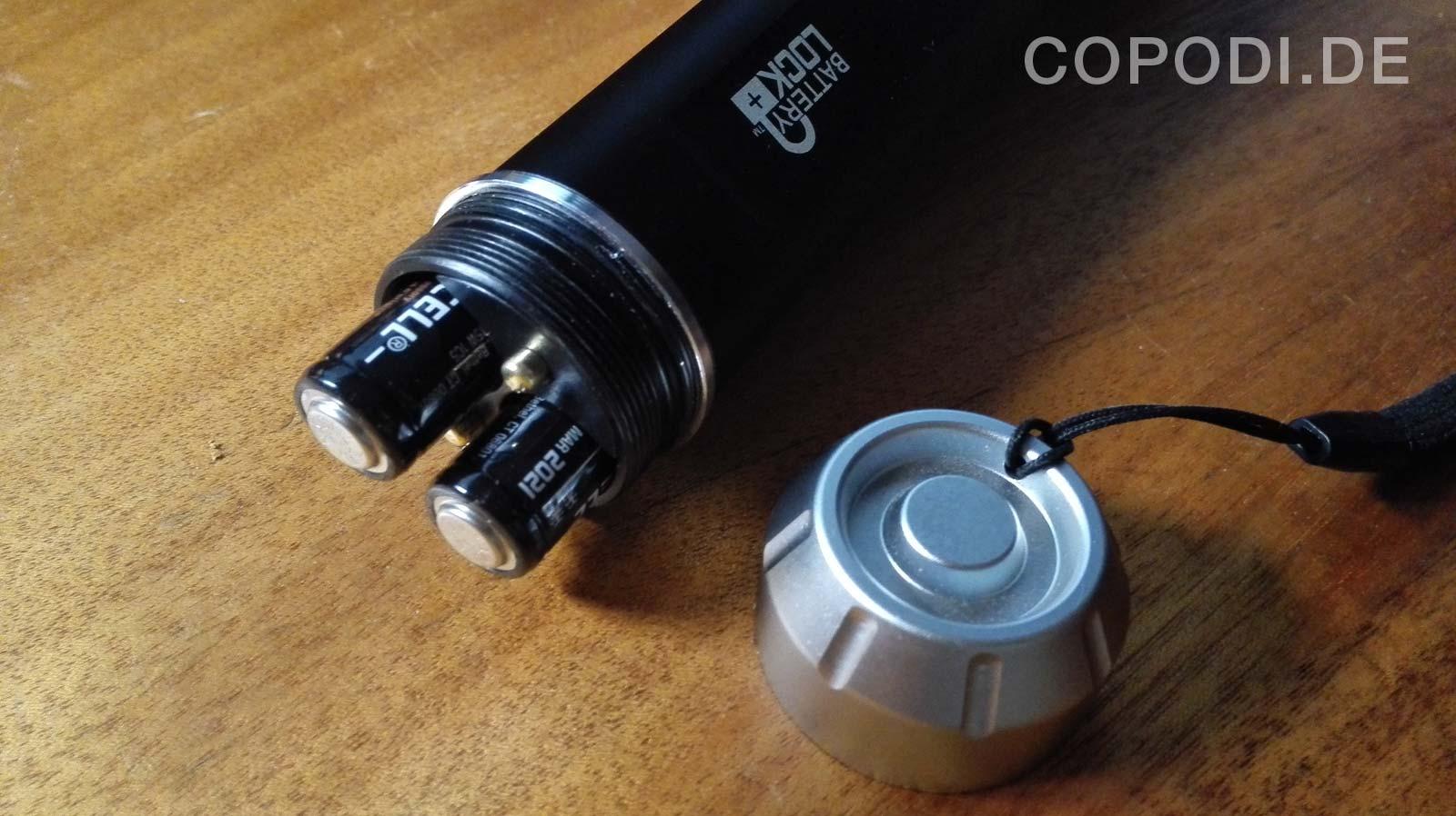 Coleman Divide 700+ LED Lampe Leuchte