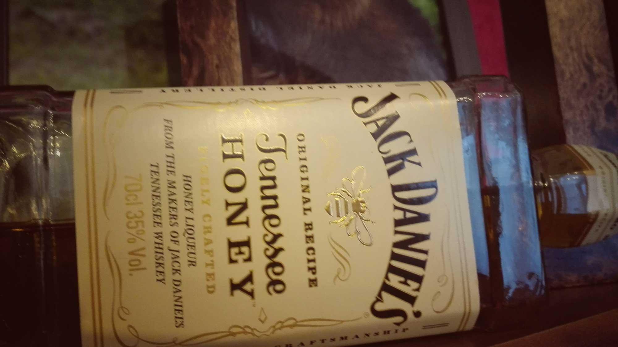 Coffeepotdiary   Jack Daniels Tennessee Honey
