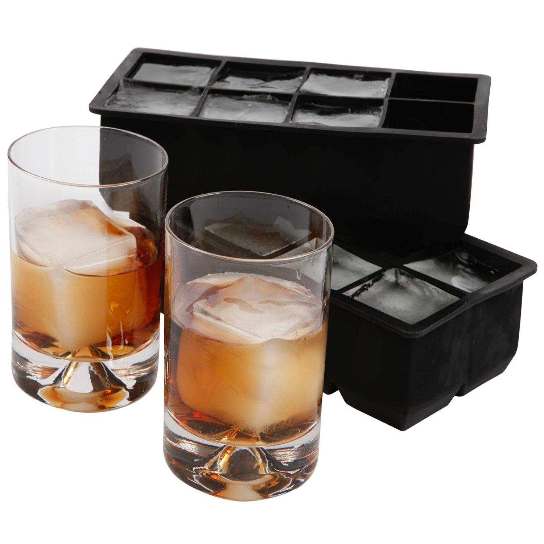 Eiswürfel 5cm groß - Eisblock im Glas