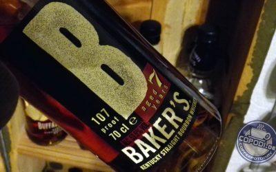 Baker's 107 Proof 7 Jahre – Premium Small Batch Bourbon aus dem Hause Beam