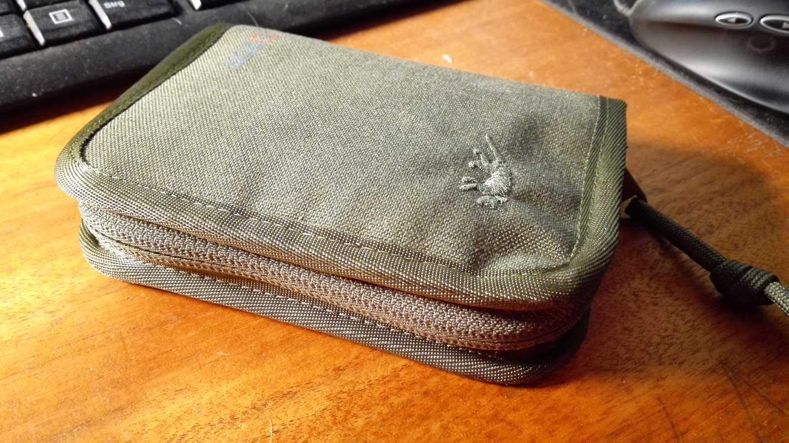 TASMANIAN TIGER Geldbeutel Geldbörse Wallet RFID Block