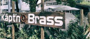 käptn brass restaurant koserow insel usedom