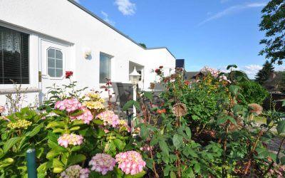 Ferienwohnungen auf Usedom in Bansin mit Blick auf Gothensee