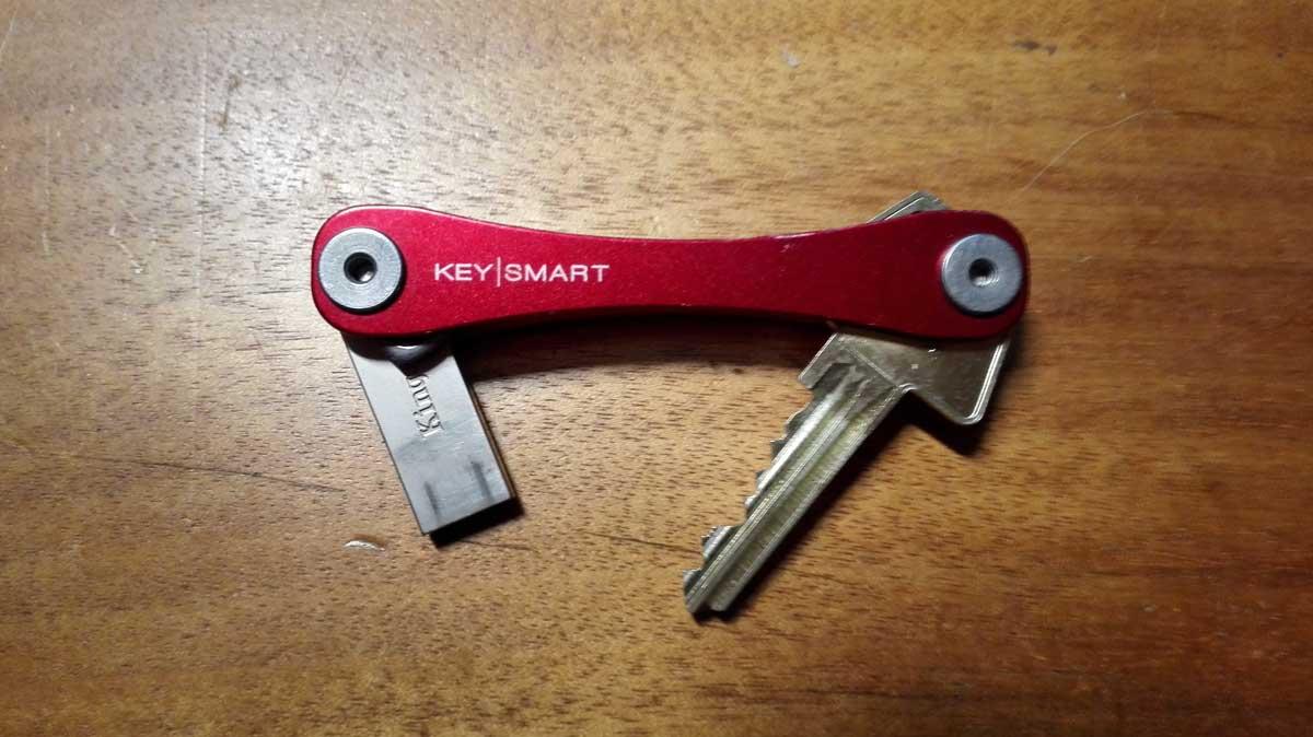 keysmart schlüssel schlüsselhalter usb stick