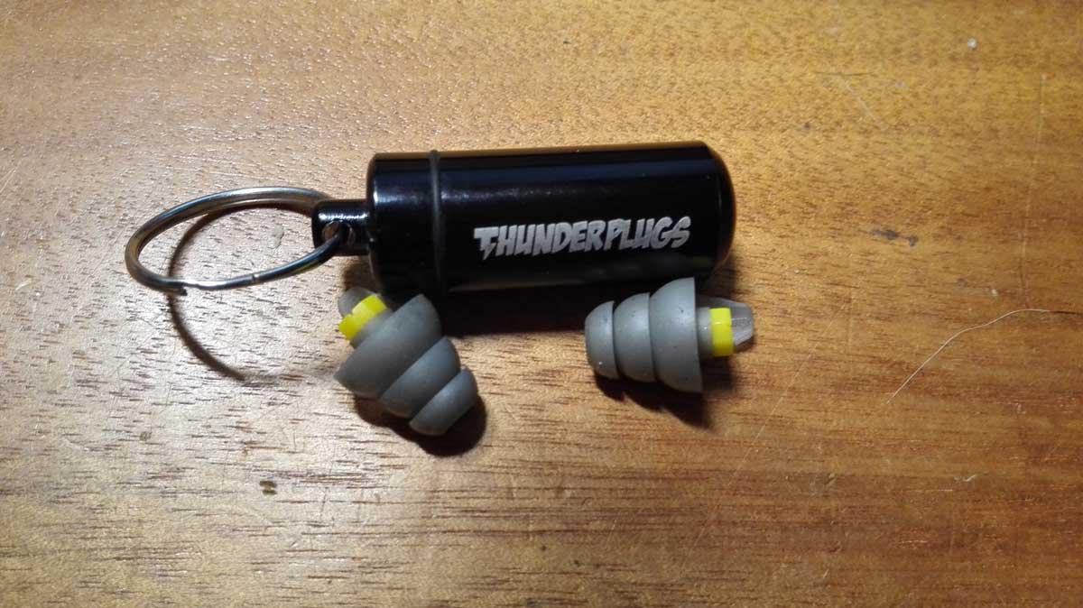 thunderplugs ohrstöpsel