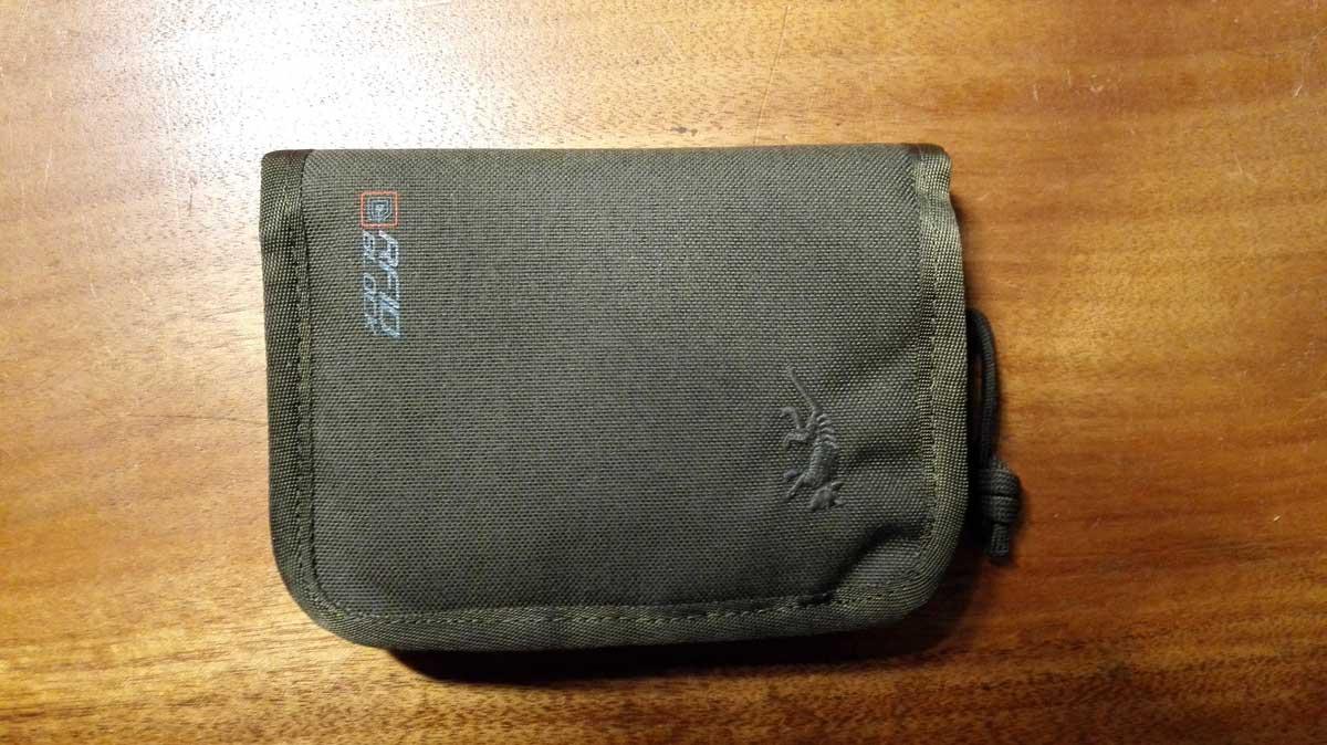 tasmanian tyger anti rfid wallet