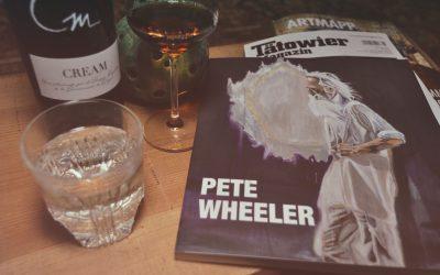 Sherry & Art – Part 1 – Cream & Pete Wheeler – SocialSherryTasting