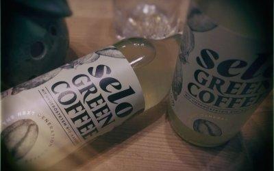 Selo Green Coffee – die Limo mit Koffein und Bio