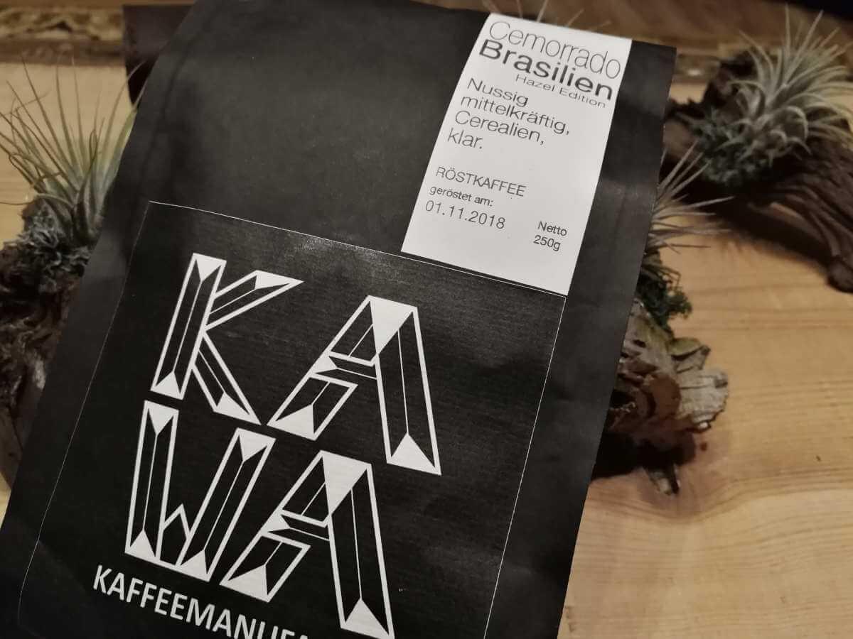 KAWA Kaffeemanufaktur Berlin Kaffee