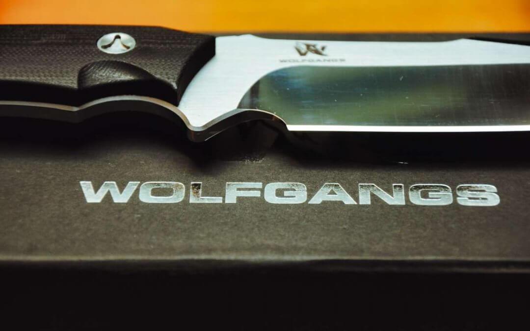 Wolfgangs Outdoormesser – poliert und scharf