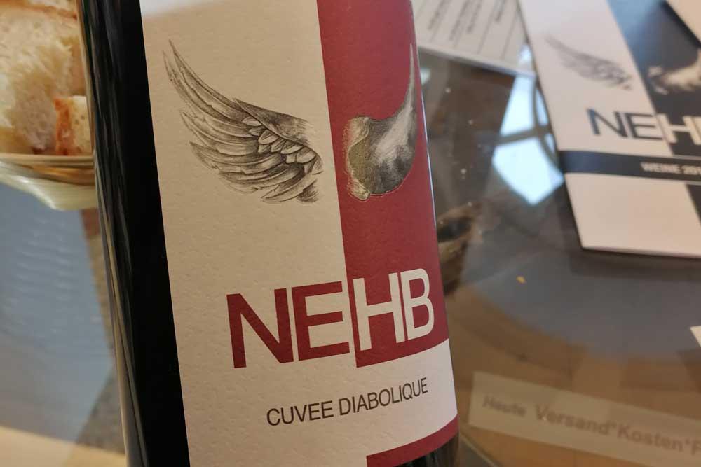 Die Cuvée Diabolique – Rotwein vom Weingut Nehb