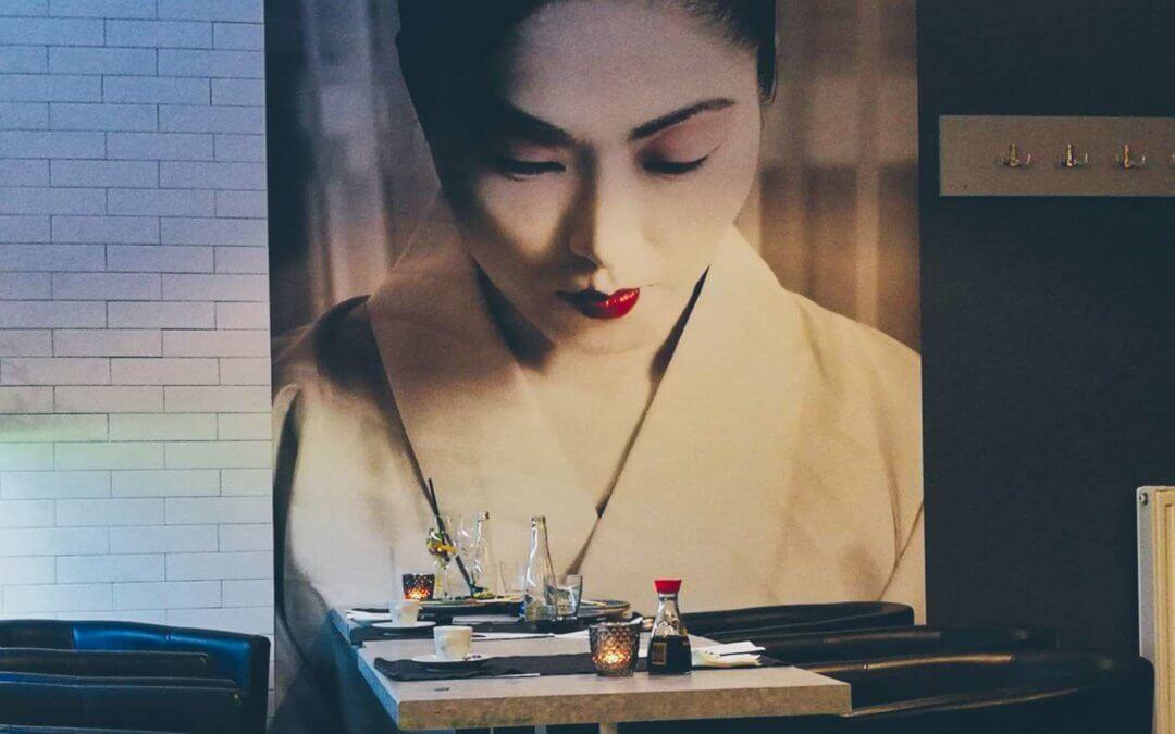 Sushi und ein Liter Limonade – Koku Sushi in Swinemünde