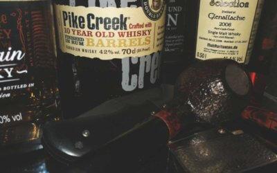 Whisky aus Kanada – Pike Creek – 10 Jahre
