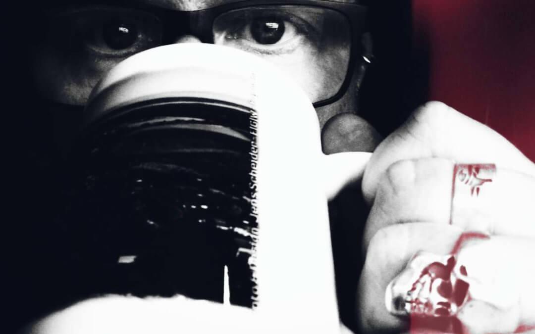 Jens Scheider - Coffeepotdiary - Blog