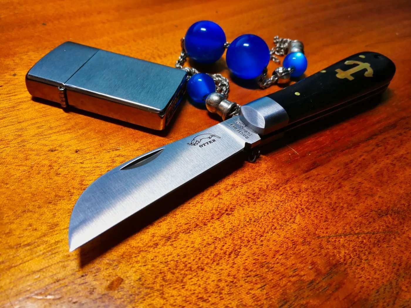 Das Ankermesser von Otter – Ein Klassiker für jeden Tag.