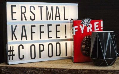FYRE Coffee – ordentlicher Kaffee braucht Koffein