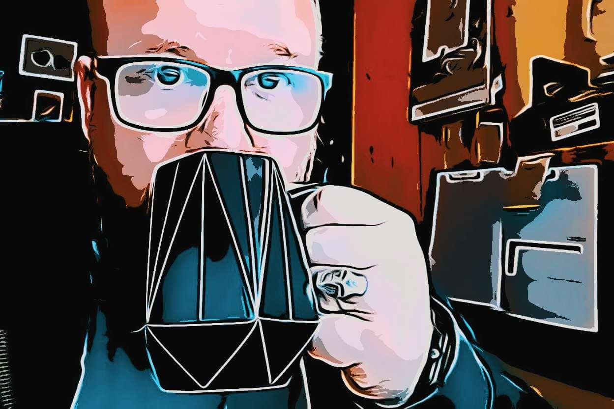 Jens Scheider Blogger Coffeepotdiary
