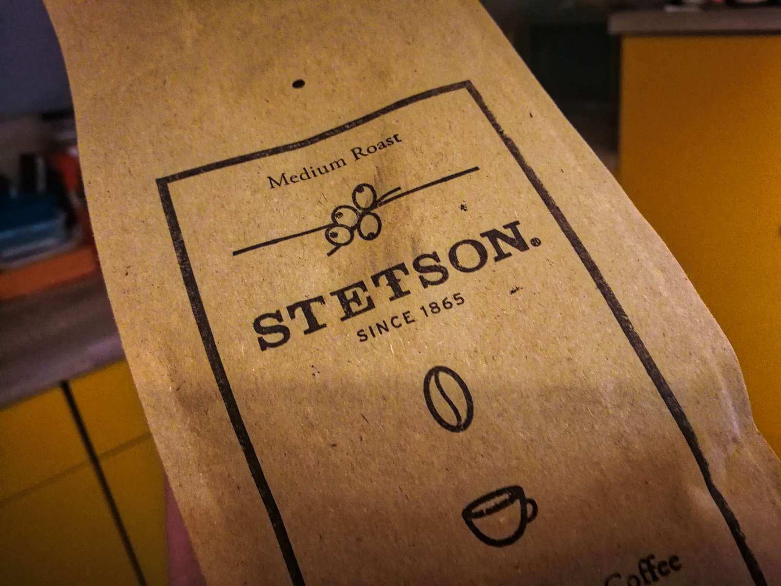 Stetson Kaffee – der Entspannte für den Morgen