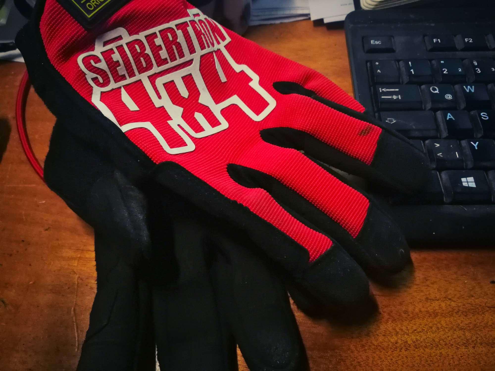Handschuhe für EDC, Montage, Transport und Sicherheit – Seibertron Utility Handschuhe
