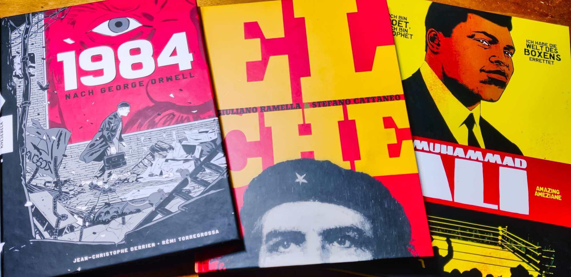 Graphic Novels aus dem Knesebeck Verlag – Leseempfehlung